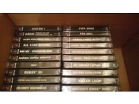 SONY PS1 GAMES