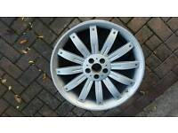 LAND ROVER RANGE ROVER 22INCH ALLOY WHEEL SUPERB CONDITION 5X120 OVERFINCH TIGER T5