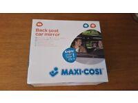 Brand New Maxi Cosi rear seat mirror