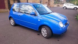 Volkswagen VW lupo 1.4s (reduced)
