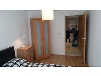 Spacious and Stunning Double Room to Rent (Shared). Flat located in Jewellery Quarter, B1 3DB