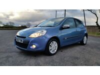 *!*BARGAIN*!* 2010 Renault Clio 1.2 16v I-Music **MOT'd 9th AUGUST 2021** **TIMING BELT REPLACED**