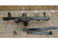 REDUCED. .. Twitter Towbar for Fiat Scudo 1996 - 2006 (flange type )