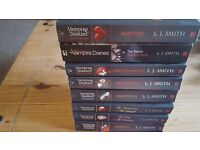 Selling books £4 each x