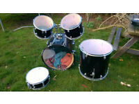 Premier Olympic Drum Kit Shell Pack