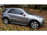 Mercedes-Benz ML 350 CDI SPORT Blue Efficiency 7G - Tronic FACE LIFT