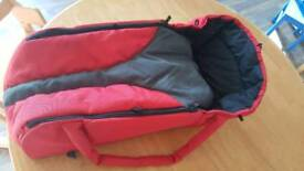 Phil and teds carrycot