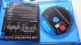 MGSV Metal Gear Solid 5 Phantom Pain PS4 Playstation 4
