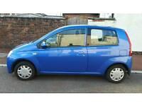 Daihatsu Charade Automatic 1.0 petrol 57800 miles