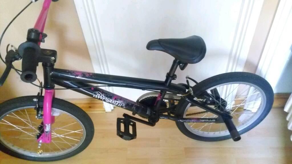 Grils Bmx bike -20 inch