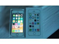 Apple iPhone 5s 16GB Unlocked Any Netvork Excellent Condition