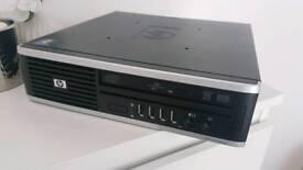 HP Elite Ultra Slim PC Dual Core 4Gb Ram 64Gb SSD Windows 7 Pro Office 2016 Bluestacks CAN DELIVER