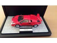 DIe Cast Lamborghini Countach 500 s