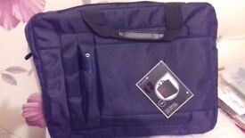 Laptop bag new.