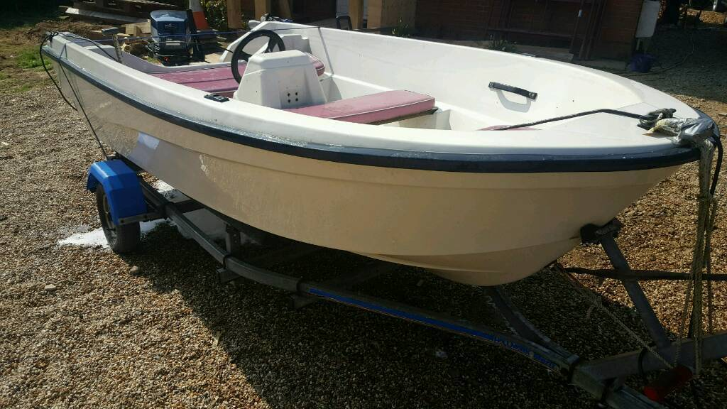 Terhi micro fun boat 15hp yamaha in Felixstowe Suffolk  : 86 from www.gumtree.com size 1024 x 576 jpeg 104kB