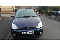 LOW MILEAGE 67000 FORD FOCUS 1.6 FULL YEAR MOT EXCELENT CONDITION