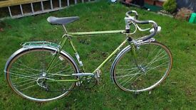 Peugeot Randonneur twin 4 speed 1960's