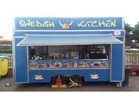 Catering Trailer Restaurant Equipment Clearance Gas fryer Gas Griddle Work and have own Job