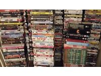 Job lot of DVD's 360+