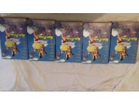 monty python and the holy grail figures boxed unopened