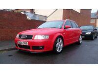 Audi A4 Red Devil 224 BHP