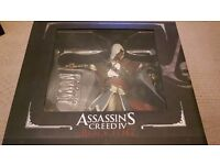 Assassins Creed IV Figures: Edward & Blackbeard