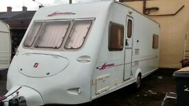 Caravan Fleetwood Colchester