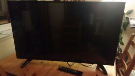 "43"" Full HD Smart TV Screen Damaged"