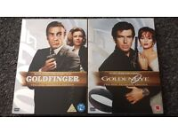 James Bond 007 Goldeneye & Goldfinger Two-Disc Ultimate Edition