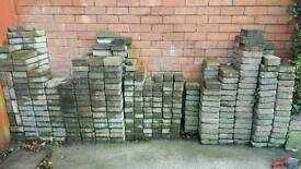 BLOCKS MIXED £150 THE LOT