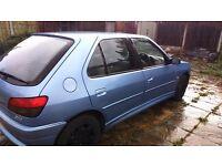 Peugeot 306 Spares or Repairs