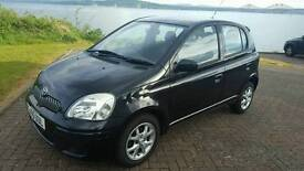Toyota Yaris 5dr 1.3 colour collection
