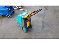 Reduced- Truvox Hydromist Compact professional carpet cleaning machine