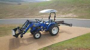 2012 New Holland T1521 35HP 43hrs in Excellent condition Emu Park Yeppoon Area Preview