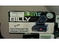 President Billy cb radio