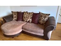 Sofa for Sale, DFS, 4 Seater, Scatter Back