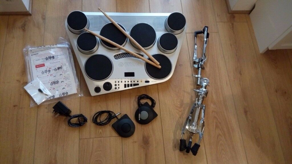 YAMAHA DD65 DIGITAL DRUM KIT + FREE STAND! Near-new condition! 03bcc8640c