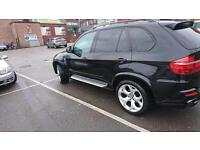 QUICK SALE BMW X5 3.0 3d XDRIVE 7 SEATER PANORAMIC ROOF DVD FSH AND LOTS MORE