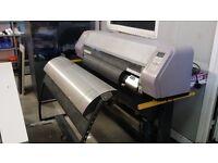 Mimaki JV3-75SPII Large format solvent printer
