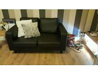 3 and 2 seater couch available smoke free home