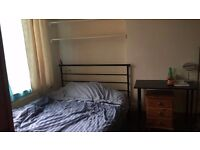 big double room in edmonton green . close to the station .