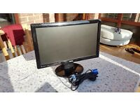 Computer Monitor PC Laptop BenQ GL955 LED Excellent condition with leads