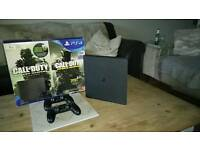 Play stations 4 1T Call of Duty bundle