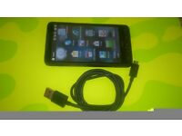 HTC HD2 PHONE WITH DATA CABLE UNLOCKED FOR SALE