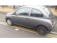 Nissan Micra: 1.2 petrol , Long MOT, Cheap insurance And tax, Low mileage,