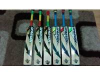 SPARTAN CRICKET BATS, ALL MODELS AVAILABLE . ENGLISH WILLOW , RECOMMENDED BY CRISH GAYLE & M S DHONI