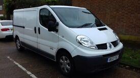 2013 Renault Trafic vivaro 2.0dCi ( EU5 ) LWB 6 speed NO VAT!!!