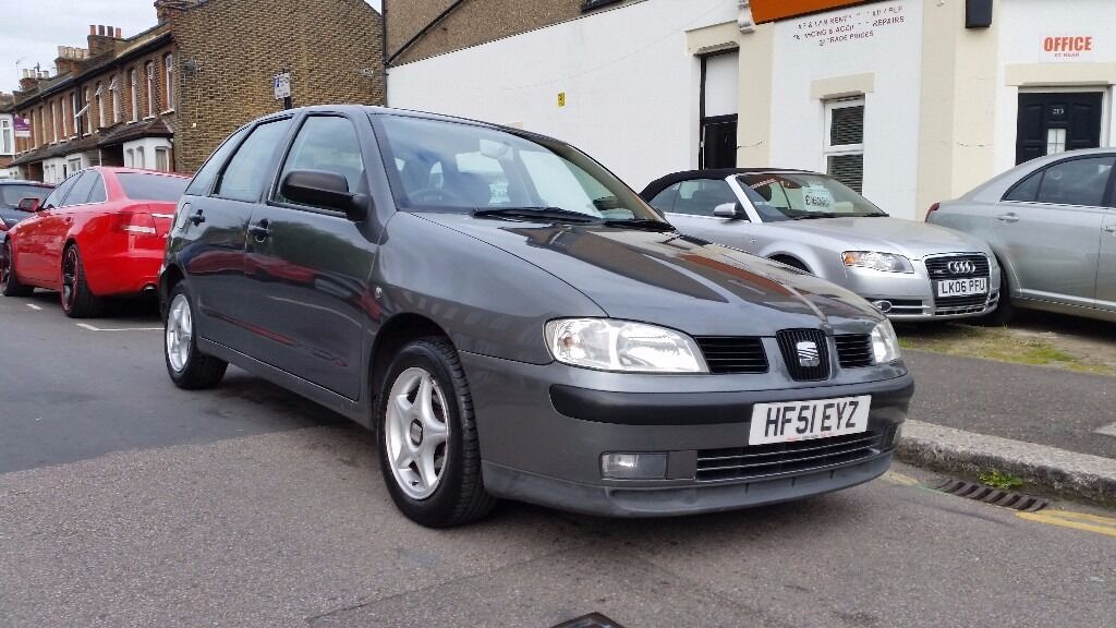 seat ibiza 1 4 chill 51 plate 2001 2 previous owner 51000. Black Bedroom Furniture Sets. Home Design Ideas