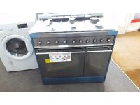 New graded smeg range cooker 90cm duel fuel for sale in Coventry 12 month warranty
