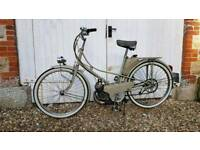 Motobecane Mobylette, AV 32 S, moped, 1960, V5C - fully restored